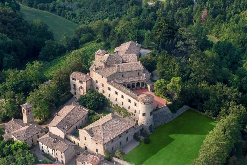 Il Castello di Scipione dei Marchesi Pallavicino