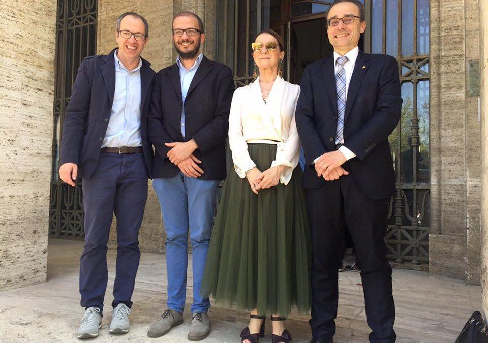 Corte Civica Tommasini: Prosegue la rigenerazione urbana di Salsomaggiore Terme